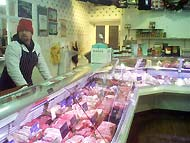 Jesse Smith, traditional family butcher in Cirencester