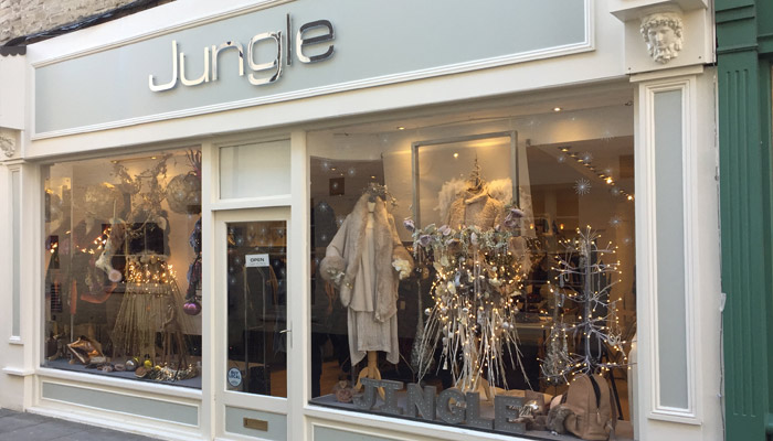 Jungle Boutique, Cirencester