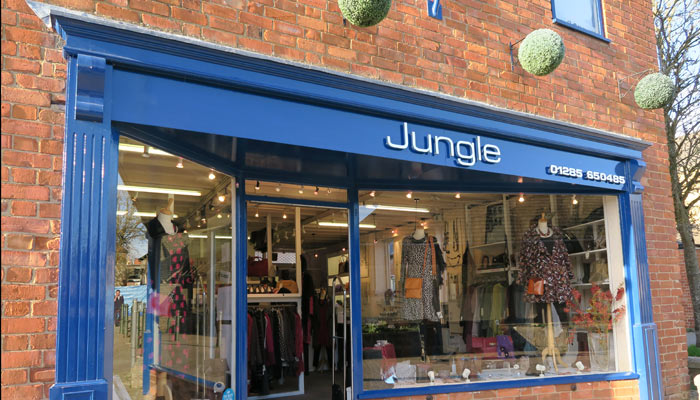Jungle Boutique - Unique Clothes, Jewellery and Accessories for Women