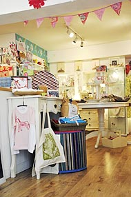 Makers and Designers Emporium in Cirencester