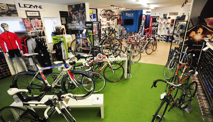 Ride 24/7 - Cirencester's independent cycle specialist