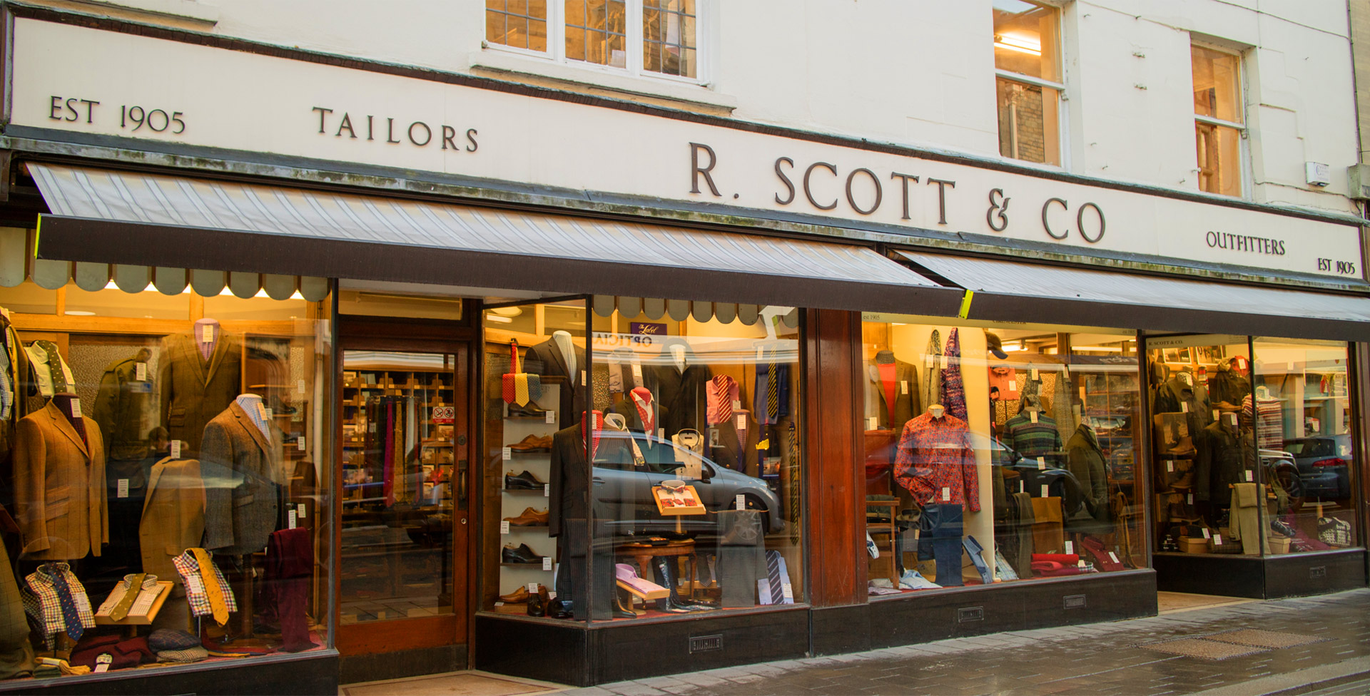R. Scott & Co of Cirencester